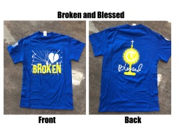 Broken and Blessed