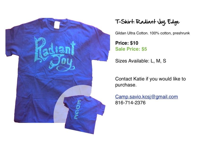 radiant joy blue