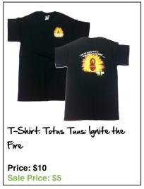 Totus Tuus Fire Icon
