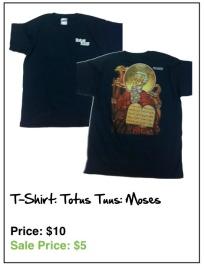 Totus Tuus Moses Icon