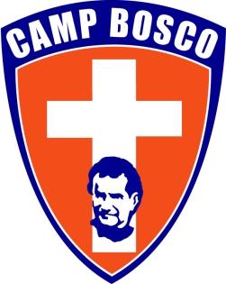 camp bosco crest logo