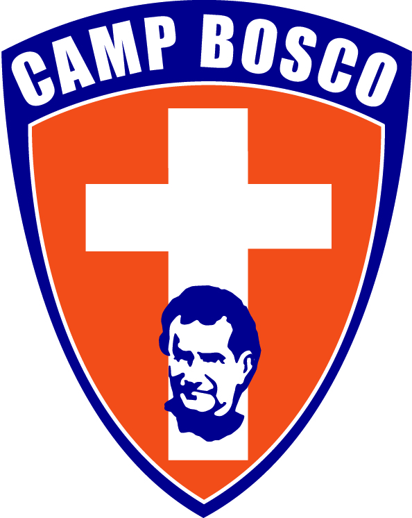 camp bosco crest logo
