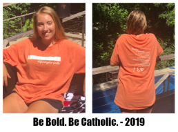 Be Bold Be Catholic